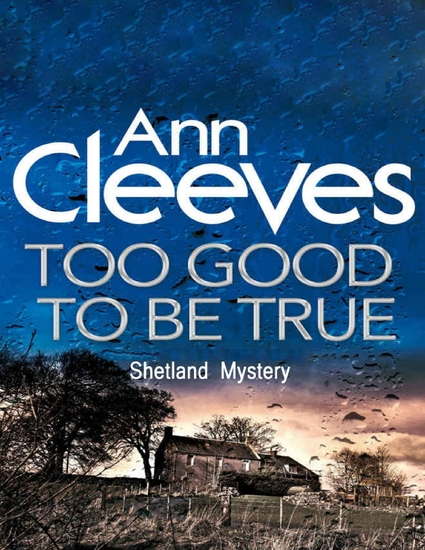 Too Good to Be True: Shetland Mystery - cover