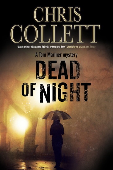 Dead of Night - A Tom Mariner police procedural set in Birmingham - cover
