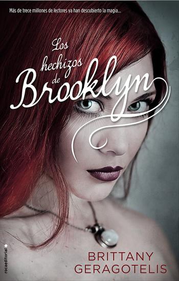 Los hechizos de Brooklyn - cover
