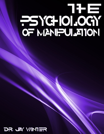 The Psychology of Manipulation - cover