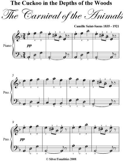 Itter Camille Saint Sa Classical Piano Piece - Berkshireregion