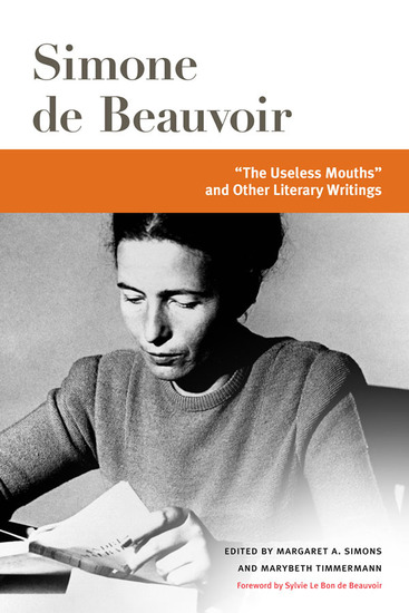 """The Useless Mouths"" and Other Literary Writings - cover"