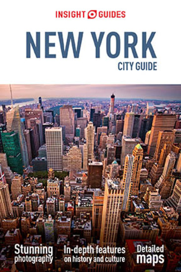 Insight Guides City Guide New York (Travel Guide eBook) - cover