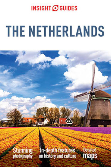 Insight Guides Netherlands (Travel Guide eBook) - cover