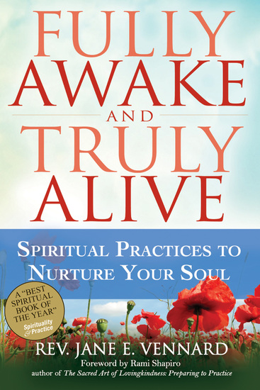 Fully Awake and Truly Alive - Spiritual Practices to Nurture Your Soul - cover