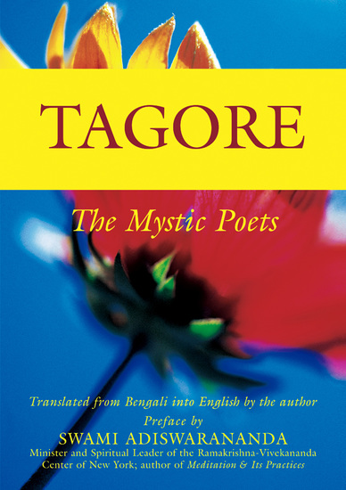 Tagore - The Mystic Poets - cover