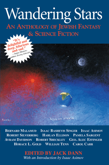 Wandering Stars - An Anthology of Jewish Fantasy & Science Fiction - cover