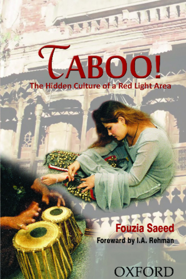 Taboo! - The Hidden Culture of a Red Light Area - cover