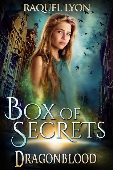 Box of Secrets - Dragonblood #1 - cover