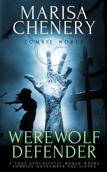 Werewolf Defender - cover