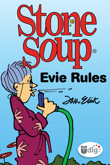 Stone Soup: Evie Rules - cover