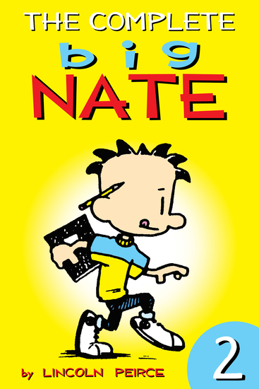 The Complete Big Nate: #2 - cover