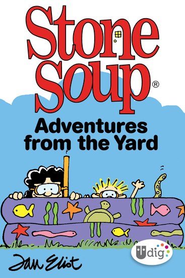 Stone Soup: Adventures from the Yard - cover