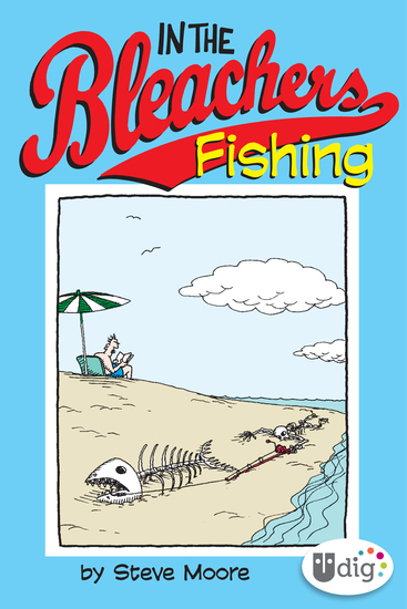 In the Bleachers: Fishing - cover