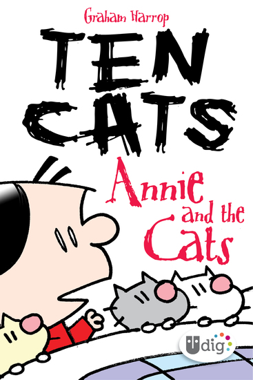 Ten Cats: Annie and the Cats - cover