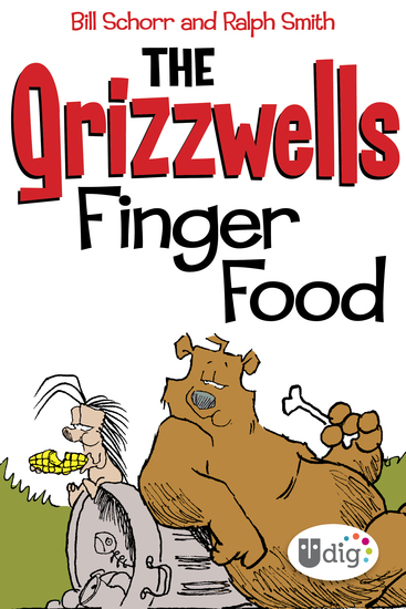 The Grizzwells: Finger Food - cover