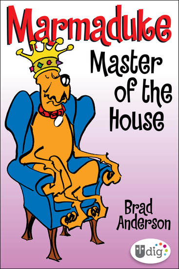 Marmaduke: Master of the House - cover