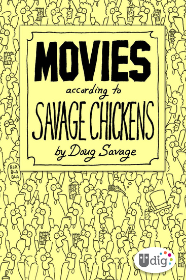 Movies According to Savage Chickens - cover