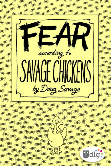 Fear According to Savage Chickens - cover