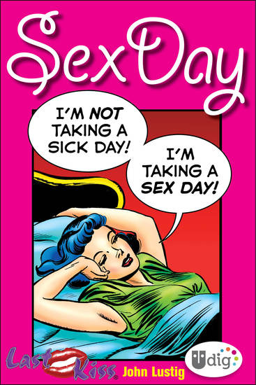 Last Kiss: Sex Day - cover