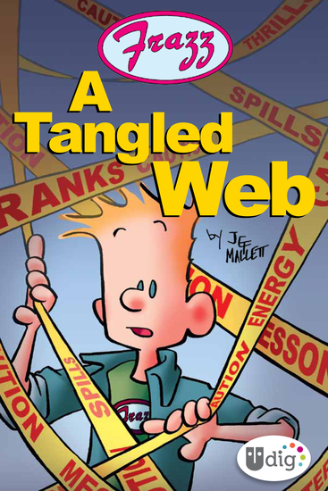 Frazz: A Tangled Web - cover