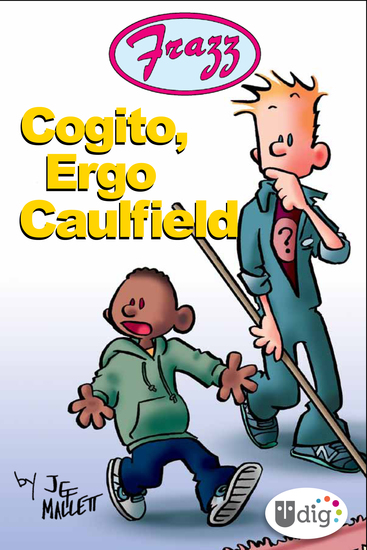 Frazz: Cogito Ergo Caulfield - cover