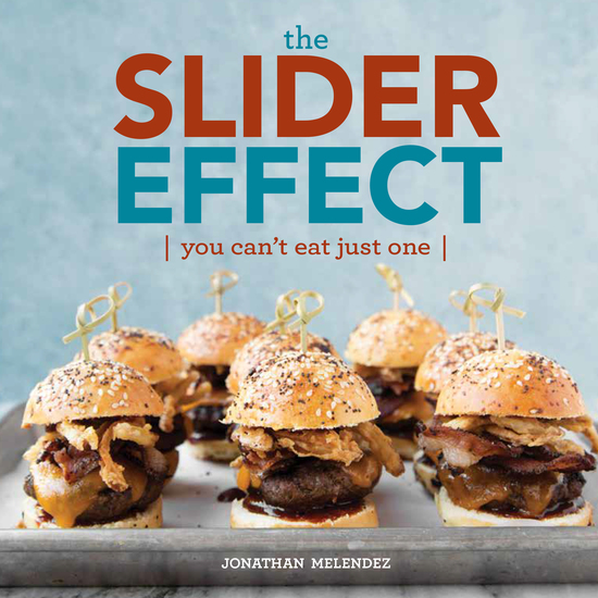 The Slider Effect - You Can't Eat Just One! - cover