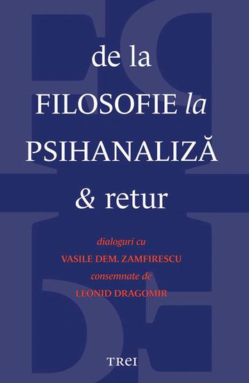 De la filosofie la psihanaliză și retur - cover