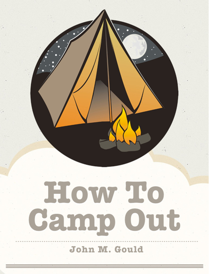 How To Camp Out - cover