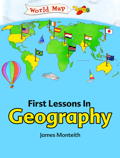 First Lessons In Geography - cover