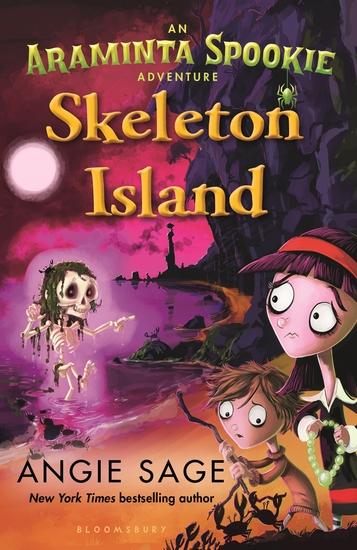 Skeleton Island - cover