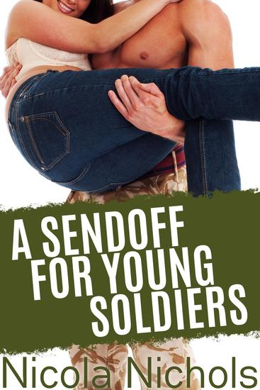 A Sendoff For Young Soldiers - cover
