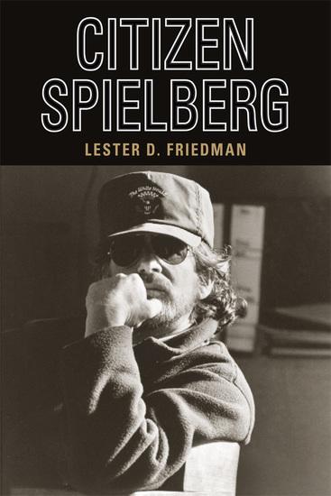 Citizen Spielberg - cover