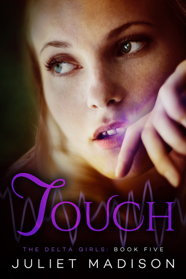 Touch - The Delta Girls - Book Five - cover