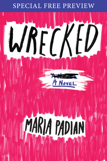 Wrecked - Special Preview - The First 5 Chapters - cover