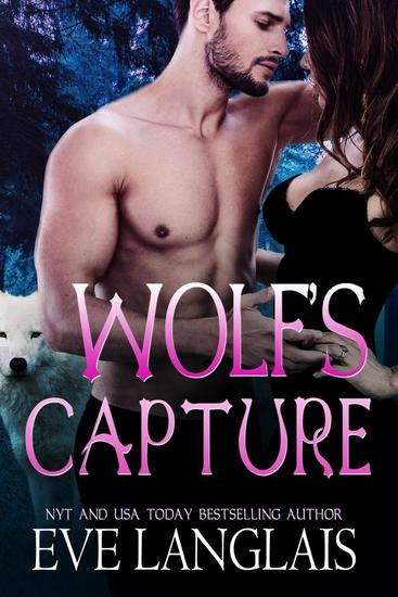 Wolf's Capture - Kodiak Point #4 - cover