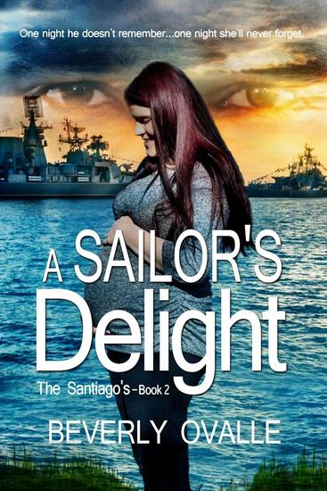 A Sailor's Delight - The Santiago's #2 - cover