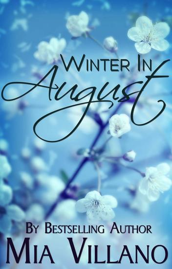 Winter In August - cover