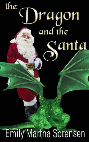The Dragon and the Santa - cover