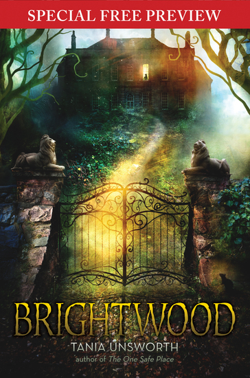Brightwood - Special Preview - The First 5 Chapters - cover