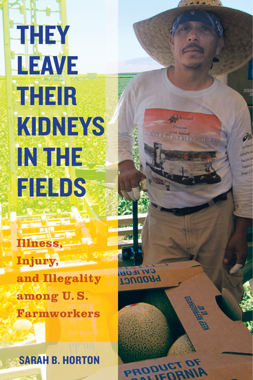 They Leave Their Kidneys in the Fields - Illness Injury and Illegality among US Farmworkers - cover
