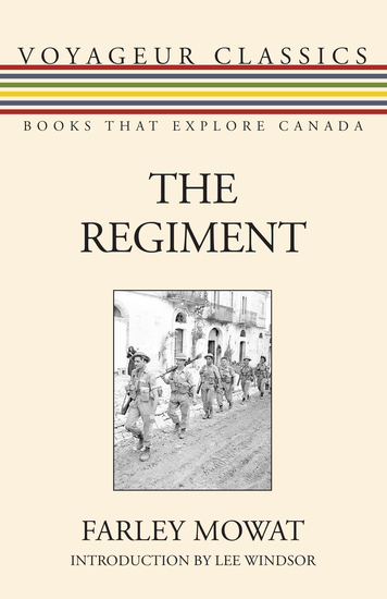 The Regiment - cover