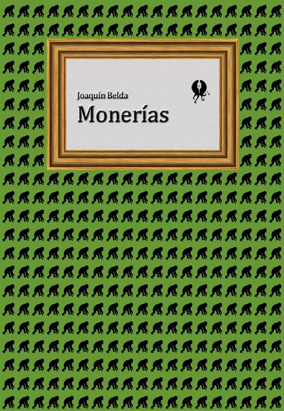 Monerías - cover