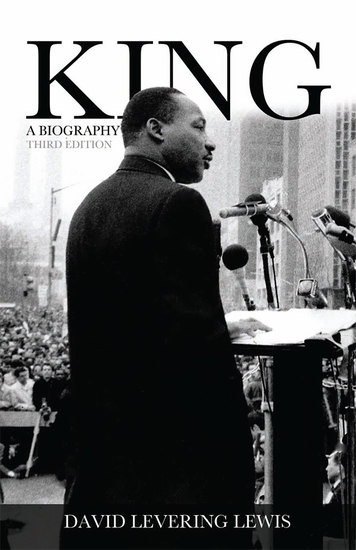 King - A Biography - cover