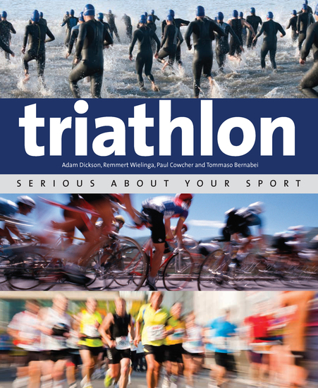 Triathlon: Serious About Your Sport - cover
