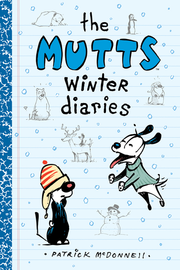 The Mutts Winter Diaries - cover