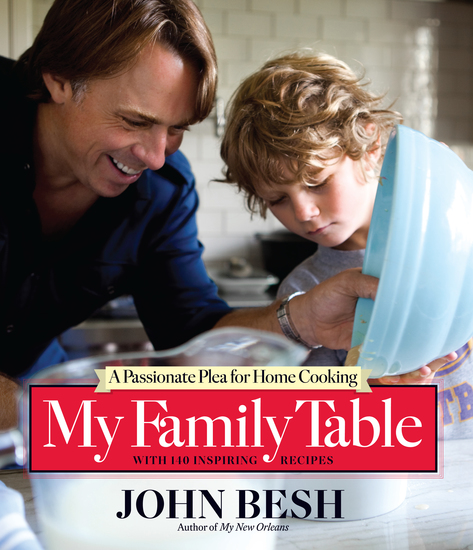 My Family Table - A Passionate Plea for Home Cooking - cover
