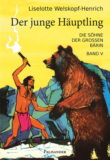 Der junge Häuptling - cover