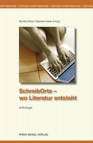 Schreiborte - wo Literatur entsteht - cover
