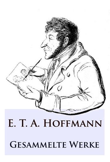 E T A Hoffmann - Gesammelte Werke - cover